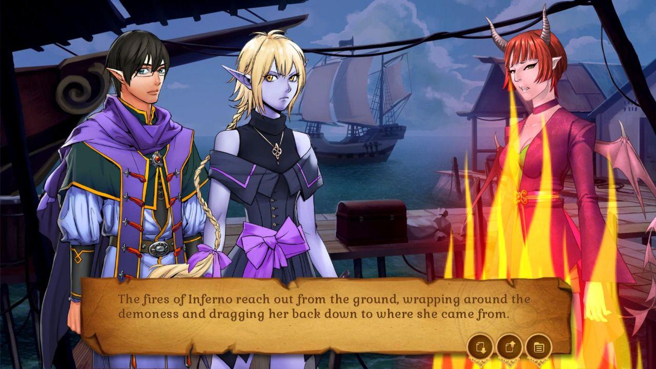 fantasy dating games online