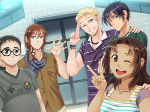 Genrevisual Novel Simulation RomanceGxB