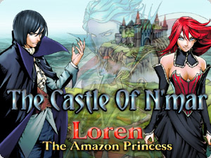 loren amazon princess