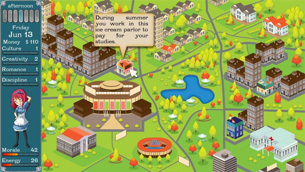 Sim date games in Melbourne