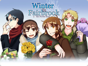 The Flower Shop: Winter In Fairbrook
