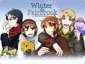 The Flower Shop: Winter In Fairbrook