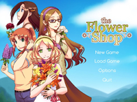 the flower shop pc/mac/linux