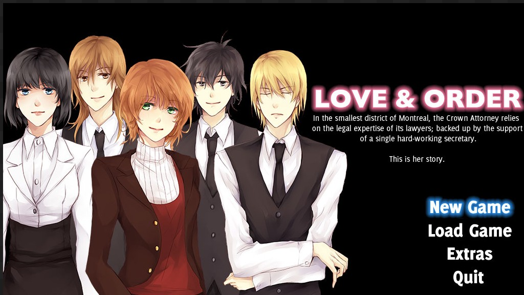 Love And Order (Pc) 1.0