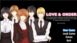 Love & Order pc/mac/linux