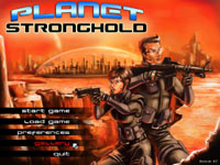 Planet Stronghold pc/mac/linux