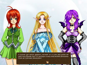 Play anime dating sims online free